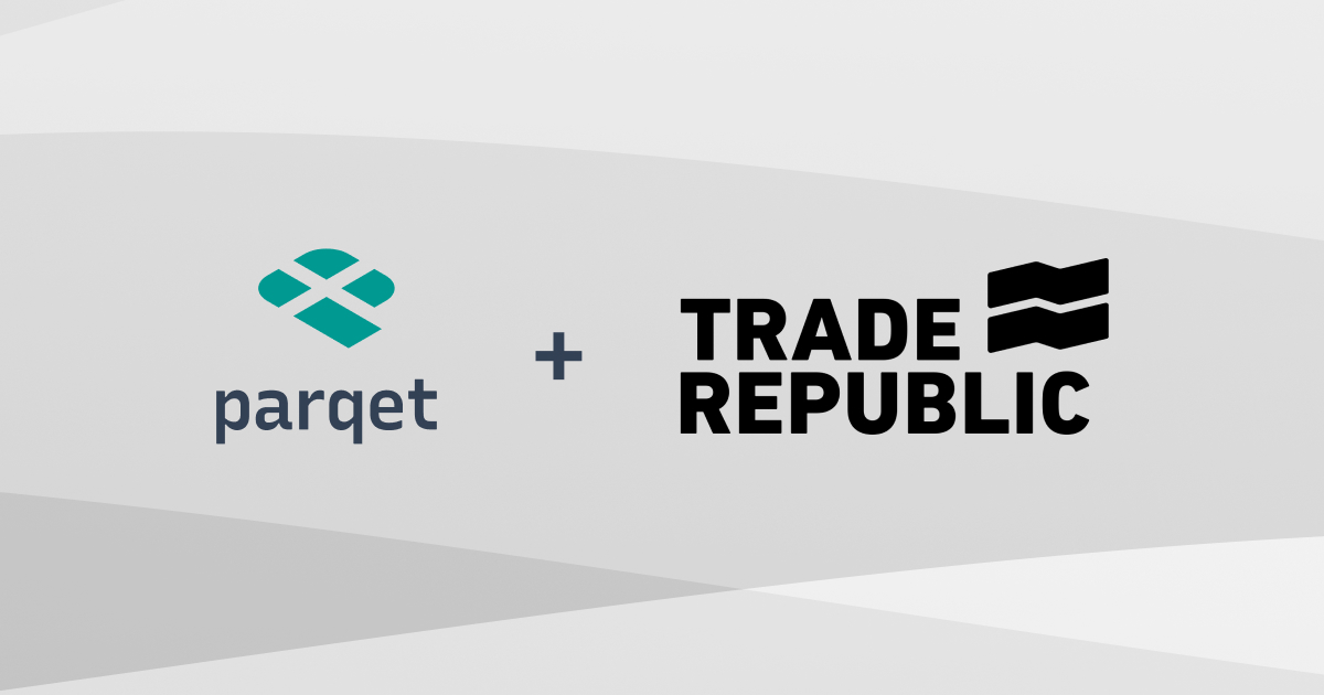 PDF Import für Trade Republic Kunden